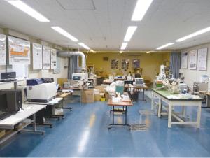 集積回路実験室